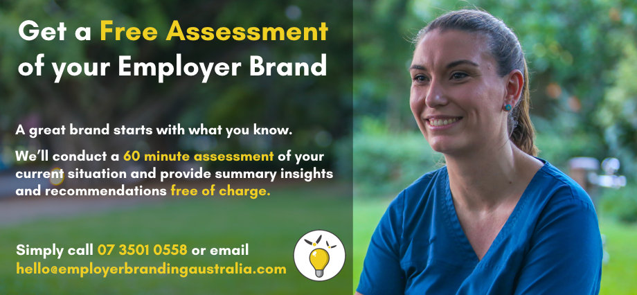 Get a free assessment of your employer brand